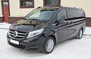 Аренда микроавтобуса в Минске. Mercedes Viano.